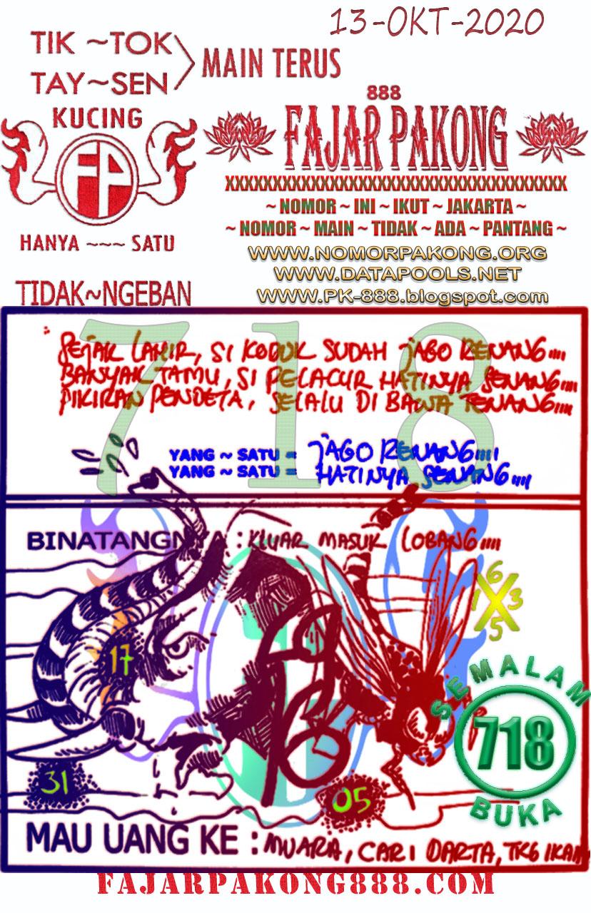 KELUARAN TOGEL 888 PAKONG - FAJAR PAKONG 888   SGP48